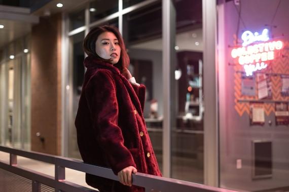 November 2016 - photographed Yuan Tao by Marissa Haegele