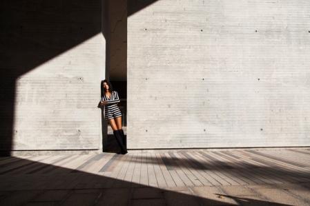 Fall Print 2015 - Jaylin Carlson photographed by Allie Folino